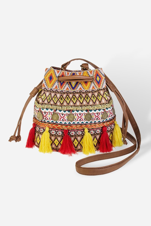 Сумка МайяПодарки для женщин<br>Материал: текстиль. Размер 27*23см.<br>