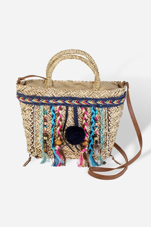 Сумка СкайлиПодарки для женщин<br>Материал: натуральные материалы, текстиль. Размер 38*22см.<br>
