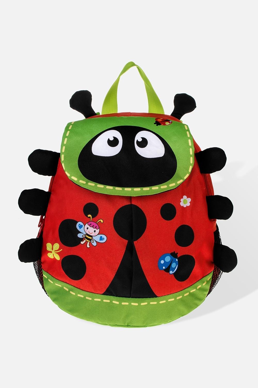 Рюкзак детский Божья коровкаПодарки<br>Материал: текстиль. Размер: 29*26см<br>