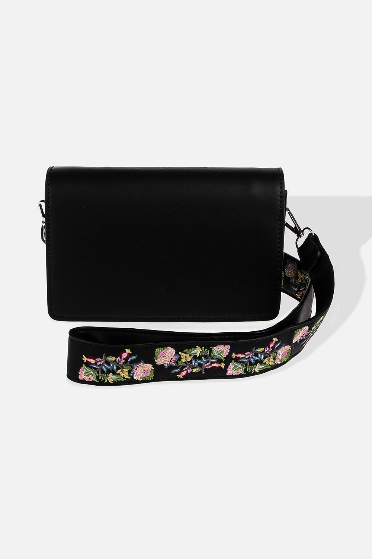 Сумка Найс белтМатериал: искусственная кожа. Размер 15*22см. На ремне сумки имеется декоративная вышивка.<br>