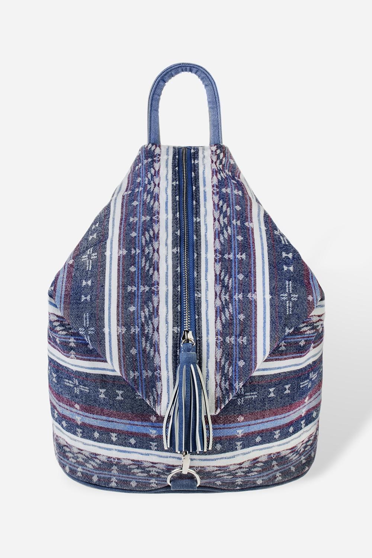 Рюкзак ИндисУчеба и работа<br>Материал: текстиль. Размер: 23*21см.<br>