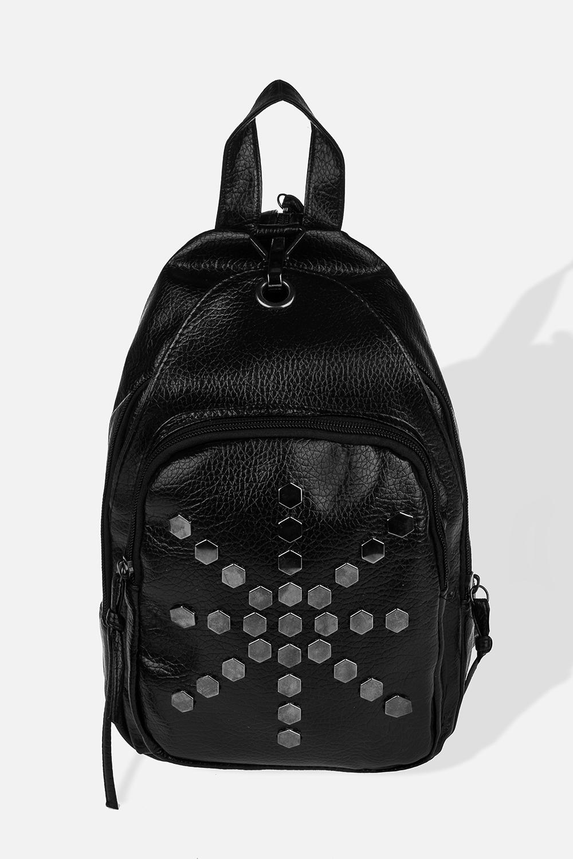 Рюкзак ПинсМатериал: искусственная кожа. Размер 20*30см.<br>