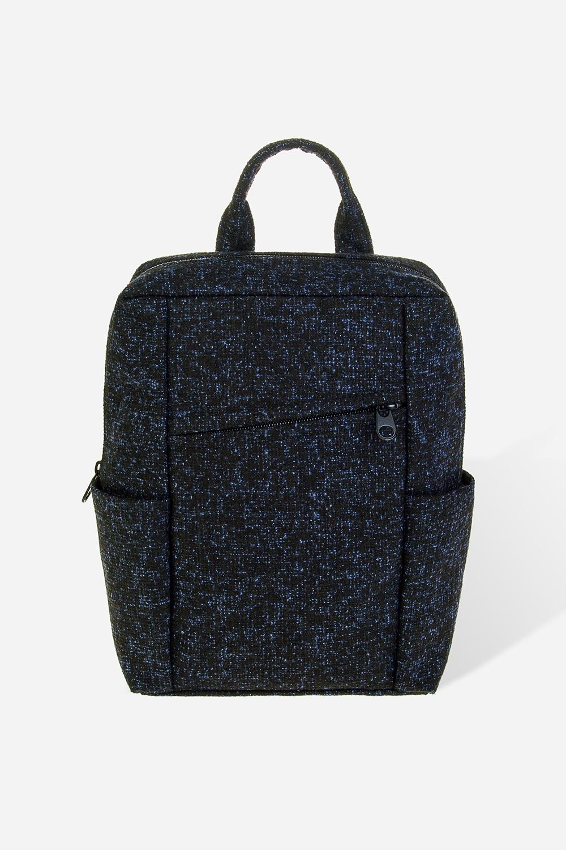 Рюкзак БлэкиМатериал: текстиль. Размер: 20*28см.<br>