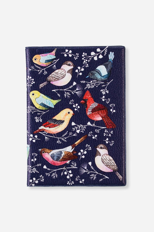 Обложка для паспорта Райские птичкиДача и Путешествия<br>Материал: искусственная кожа. Размер: 10*14см. Внутри обложки имеются два кармашка.<br>