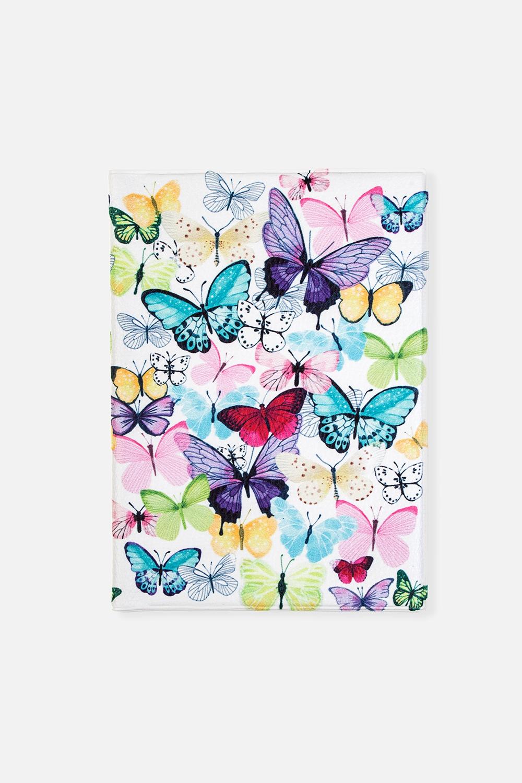 Обложка для паспорта Нежные бабочкиДача и Путешествия<br>Материал: искусственная кожа. Размер: 10*14см. Внутри обложки имеются два кармашка.<br>