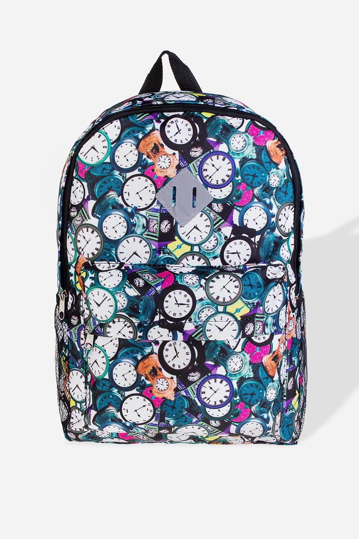 Рюкзак школьный Тайм рюкзак школьный scotch 40 30 14см серый с красным 7033784
