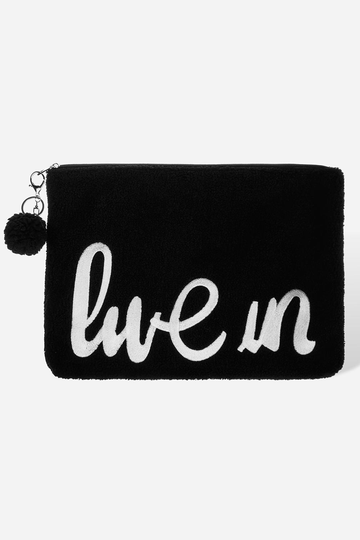 Сумка-клатч Лив инРаспродажа Black Friday<br>Материал: текстиль. Размер: 35*25см.<br>