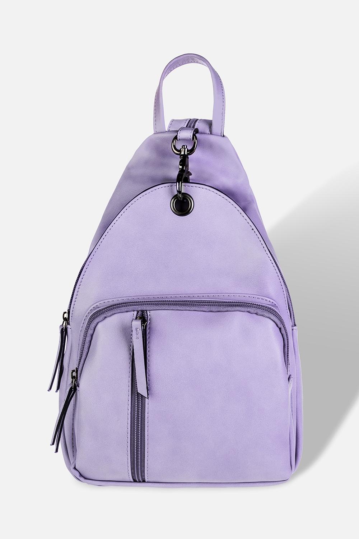 Рюкзак СальмаПодарки для женщин<br>Материал: искусственная кожа. Размер 23*36см.<br>