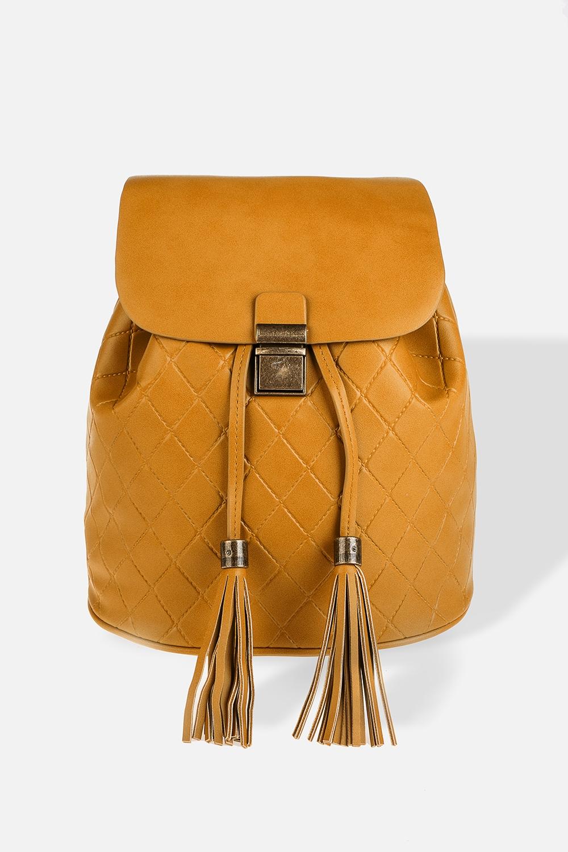 Рюкзак КокоМатериал: искусственная кожа. Размер 24*27см.<br>
