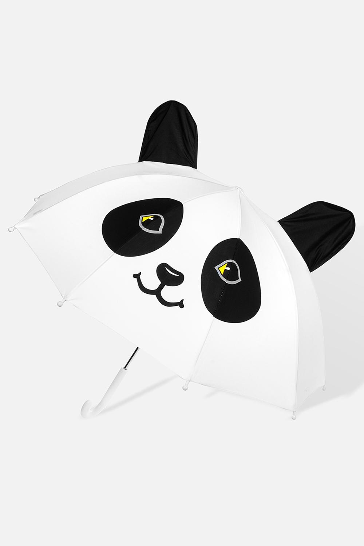 Зонт детский ПандочкаПодарки<br>Зонт-трость детский механический. Материал: полиэстер. Выс=60см.<br>