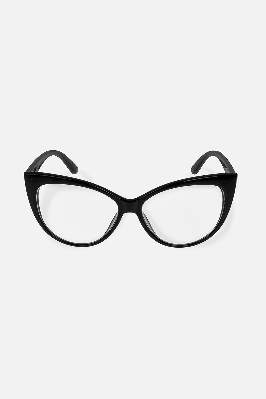 Очки имиджевые КейтиРаспродажа Black Friday<br>Очки имиджевые. Материал: пластик. Защитный чехол и салфетка для линз в подарок<br>
