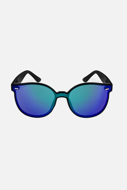 Очки солнцезащитные СитиПодарки<br>Очки солнцезащитные с зеркальным эффектом. Высокая степень защиты от UV-излучения (400). Материалы: пластик<br>