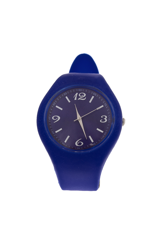 Часы КоулИнтерьер<br>Часы наручные, кварцевые, на  ремешке из каучука.<br>
