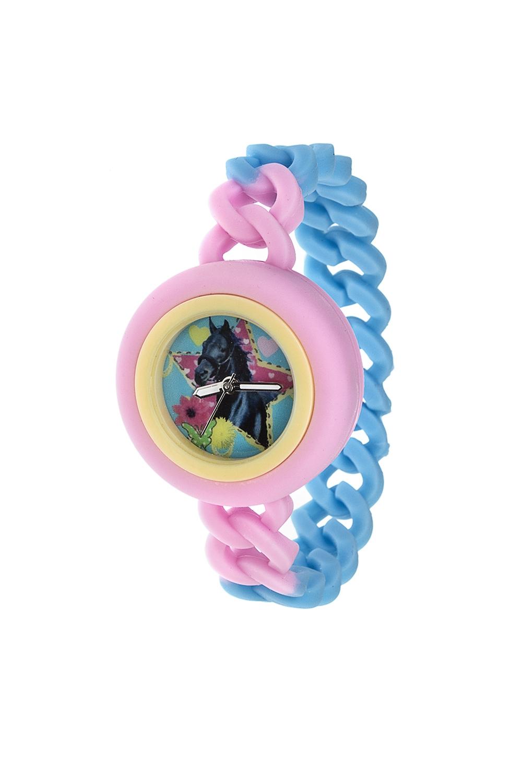 Часы СабинаИнтерьер<br>Часы наручные, кварцевые, на  ремешке из каучука.<br>