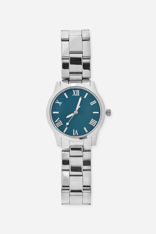 Часы МэнсиИнтерьер<br>Часы наручные, кварцевые, на металлическом браслете<br>