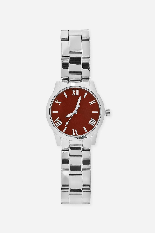 Часы МэнсиПодарки для женщин<br>Часы наручные, кварцевые, на  металлическом ремешке<br>
