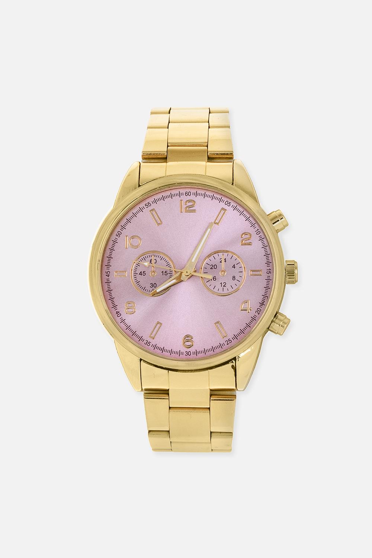 Часы МайкиПодарки для женщин<br>Часы наручные, кварцевые, на  металлическом ремешке<br>