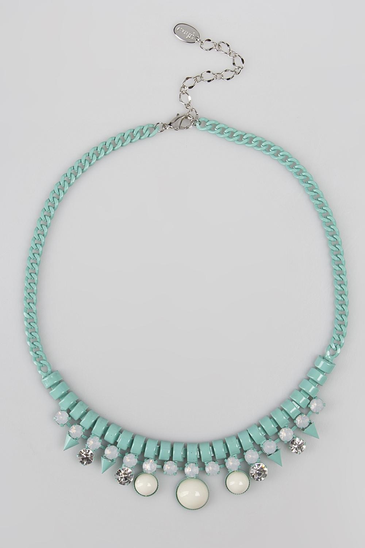 Ожерелье ТэасМетал: гиппоаллергенный бижутерный сплав металлов, не содержащий никеля.<br>