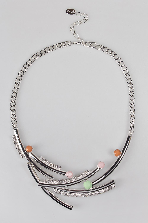 Ожерелье ПойнтикосРаспродажа Black Friday<br>Метал: гиппоаллергенный бижутерный сплав металлов, не содержащий никеля.<br>