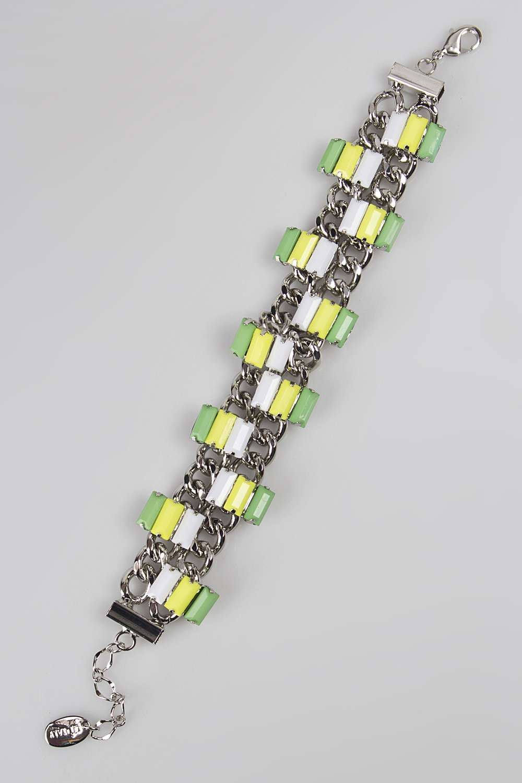 Браслет ГриниосМетал: гиппоаллергенный бижутерный сплав металлов, не содержащий никеля.<br>