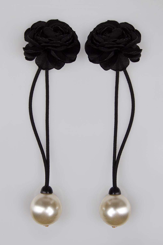 Набор резинок для волос Дабл роузисМатериал: текстиль. 2-предм.<br>