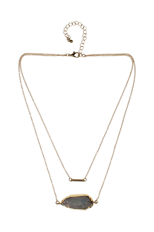 Ожерелье ГрэйсРаспродажа Black Friday<br>Метал: гиппоаллергенный бижутерный сплав, пластик.<br>