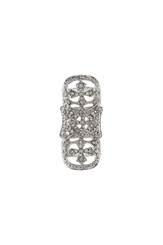Кольцо БрайдиРаспродажа Black Friday<br>Метал: гиппоаллергенный бижутерный сплав<br>