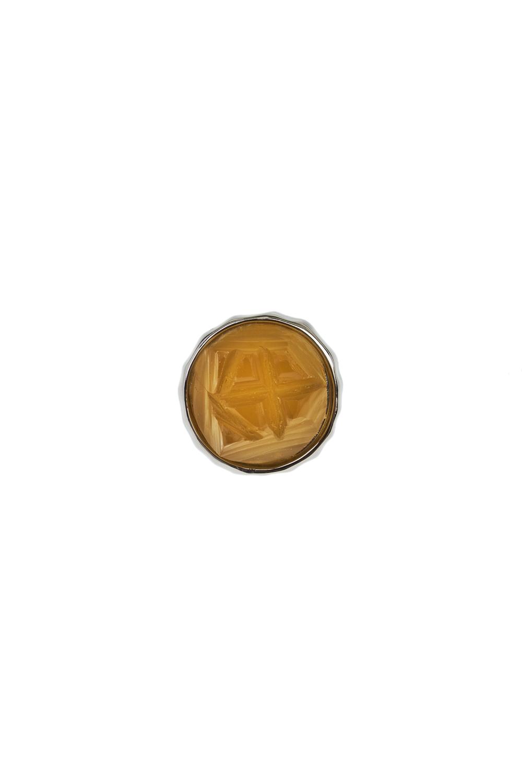 Кольцо ЯнтарьРаспродажа Black Friday<br>Метал: гиппоаллергенный бижутерный сплав, пластик.<br>
