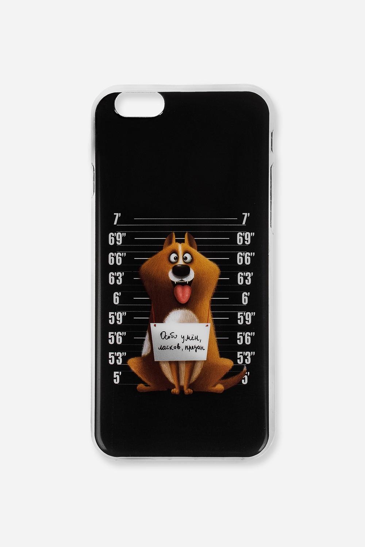 Чехол для айфона 6/6S Особо уменСувениры и упаковка<br>Чехол для айфона 6/6S,  мягкий пластик<br>