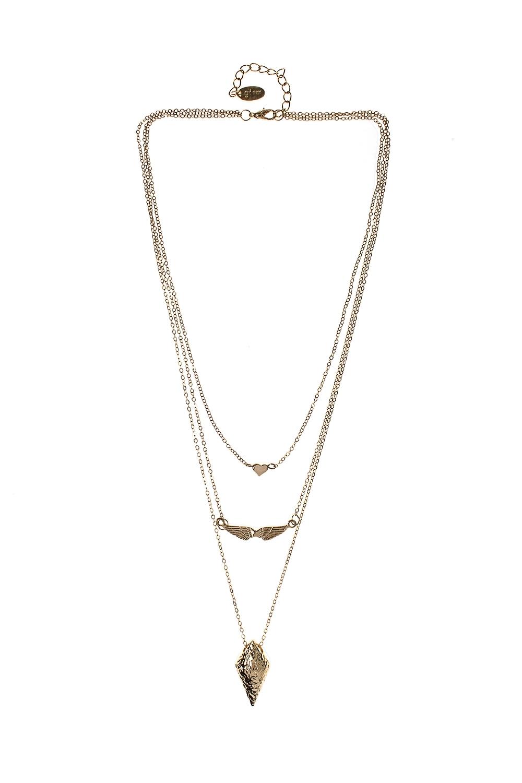 Ожерелье ЛаввиМетал: гиппоаллергенный бижутерный сплав<br>