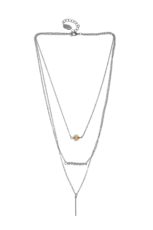 Ожерелье КейтМетал: гиппоаллергенный бижутерный сплав<br>