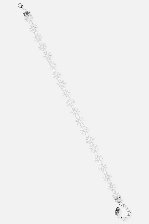 Чокер ФлауритаРаспродажа Black Friday<br>Материал: текстиль<br>