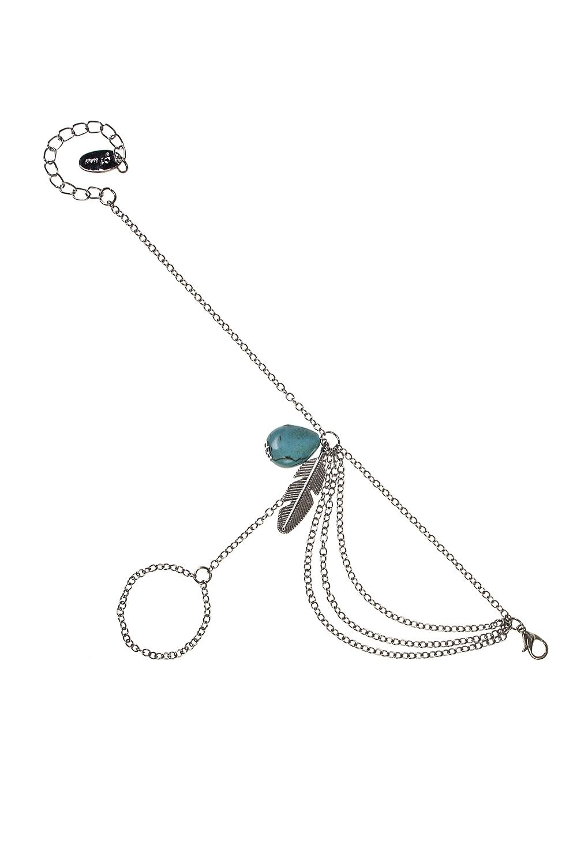 Кольцо-браслет ФичеРаспродажа Black Friday<br>Метал: гиппоаллергенный бижутерный сплав<br>