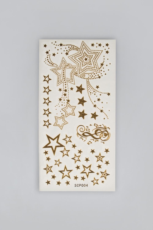 Набор тату-наклеек для тела Татус-22 плоттер для виниловых наклеек
