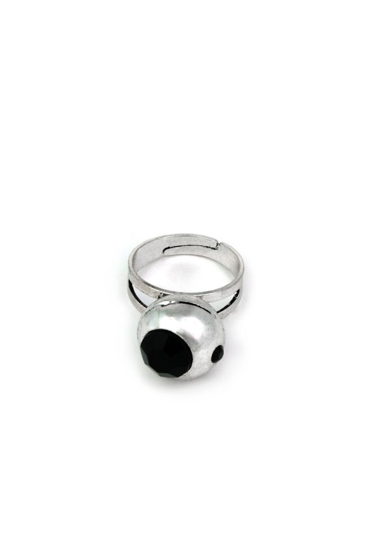 Кольцо ОкоРаспродажа Black Friday<br>Металл: гиппоаллергенный бижутерный сплав металлов, не содержащий никеля. Вставки: стекло.<br>