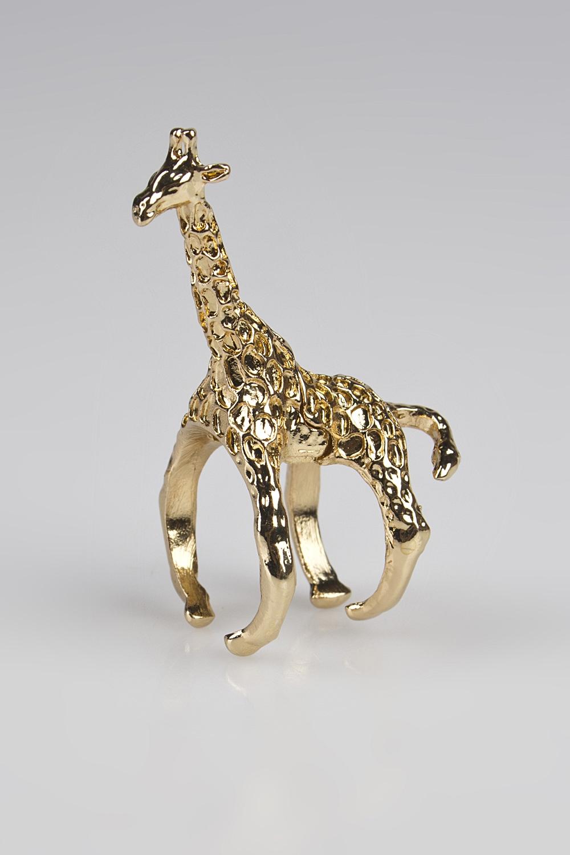 Кольцо ЖирафосМетал: гиппоаллергенный бижутерный сплав металлов, не содержащий никеля.<br>