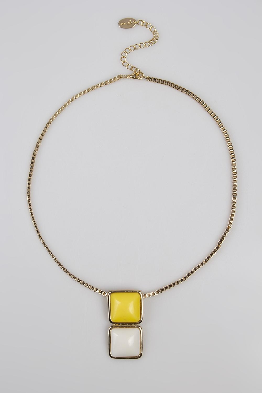 Ожерелье ДуоМетал: гиппоаллергенный бижутерный сплав металлов, не содержащий никеля.<br>