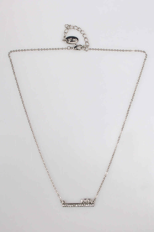 Ожерелье ЛавМетал: гиппоаллергенный бижутерный сплав<br>