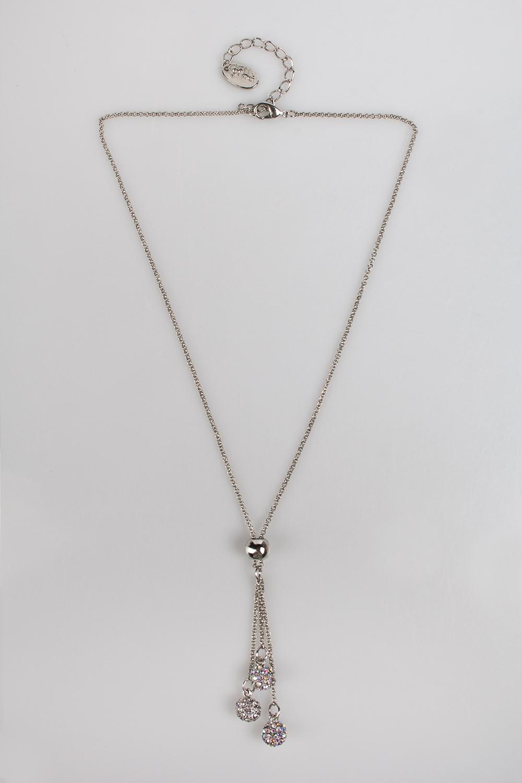 Ожерелье АдельРаспродажа Black Friday<br>Метал: гиппоаллергенный бижутерный сплав<br>