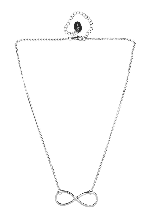 Ожерелье ИнфиМатериал: металл<br>