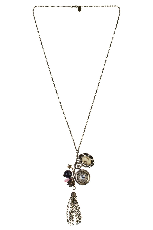 Часы на цепочке КамеяПодарки для женщин<br>Часы-кулон на декоративной цепочке.<br>