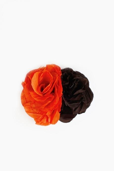 Заколка для волос ХлояРаспродажа Black Friday<br>Материал: текстиль<br>