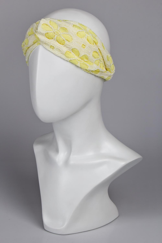 Повязка на голову ФлауритосМатериал: текстиль<br>