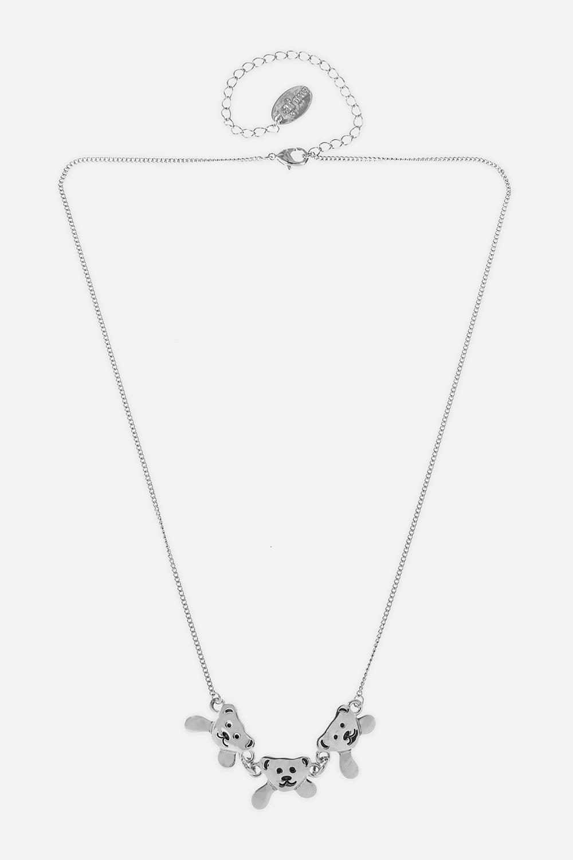 Ожерелье МишенькиОжерелья<br>Метал: гиппоаллергенный бижутерный сплав металлов, не содержащий никеля.<br>