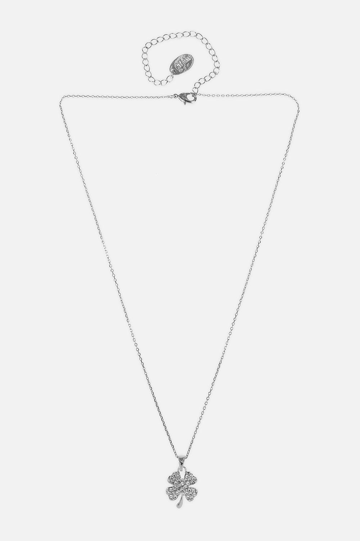 Ожерелье КлеверокРаспродажа Black Friday<br>Метал: гиппоаллергенный бижутерный сплав металлов, не содержащий никеля.<br>