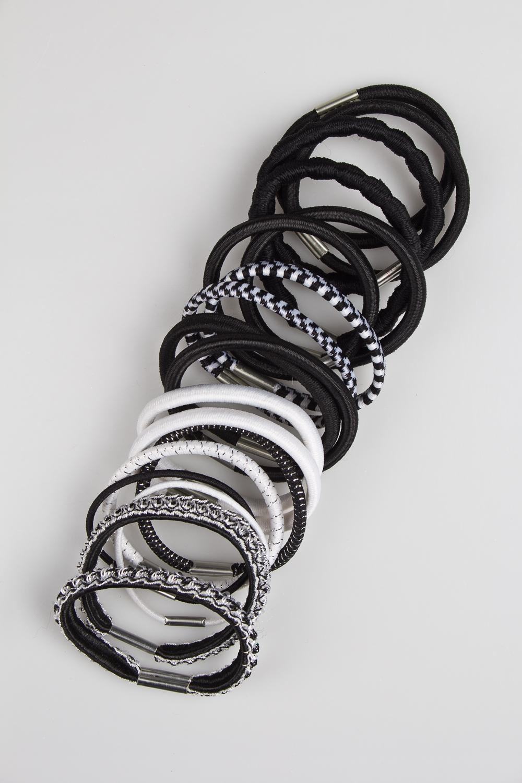 Набор резинок для волос ЛюксРаспродажа Black Friday<br>Материал: текстиль<br>