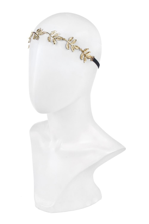 Повязка на голову ЛивсиМатериал: текстиль, металл<br>
