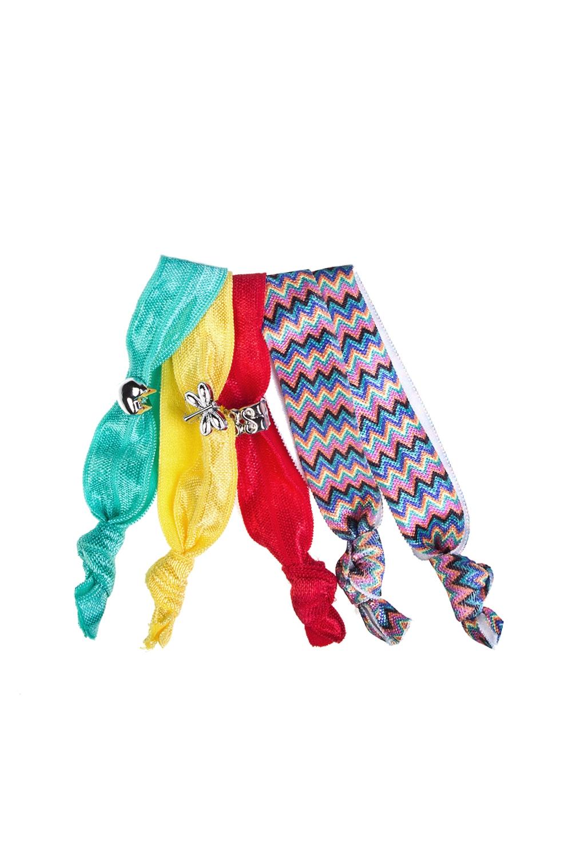 Набор резинок для волос МаруниРаспродажа Black Friday<br>Текстиль<br>