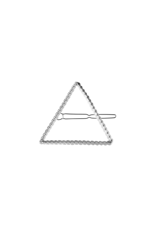 Заколка для волос Треугольник судьбыМатериал: металл<br>