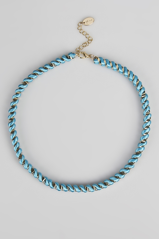 Ожерелье ГармиМетал: гиппоаллергенный бижутерный сплав металлов, не содержащий никеля.<br>